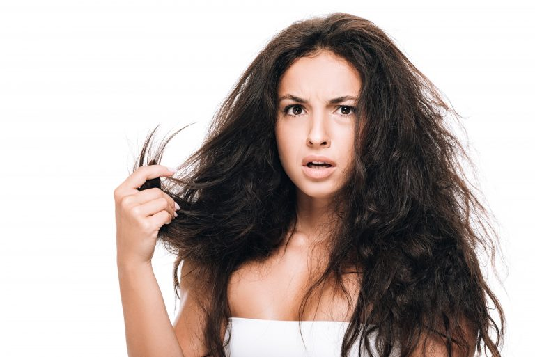 Natural Home Remedies for Oily Scalp and Dry Hair