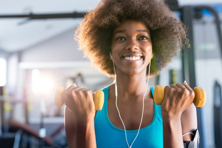 Does Sweat Make Your Hair Grow?