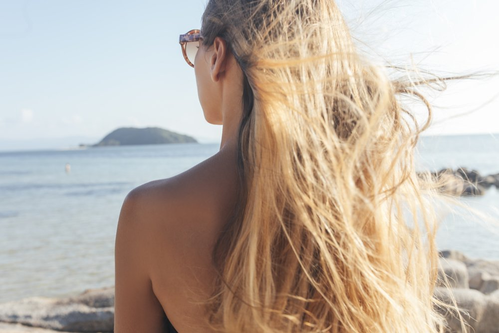 Sea/Ocean Water: Is it Good for Your Hair?