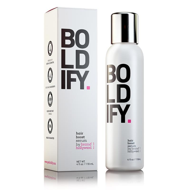 Boldify 3X Biotin Hair Growth Serum