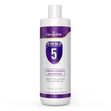 Lipogaine's Big 5 All-Natural Shampoo: An In-Depth Review