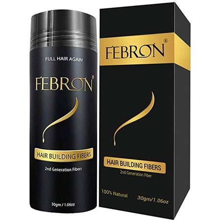 Febron Hair Building Fibers: Does it Actually Work?
