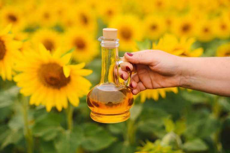 Benefits of Sunflower Oil for Hair Growth