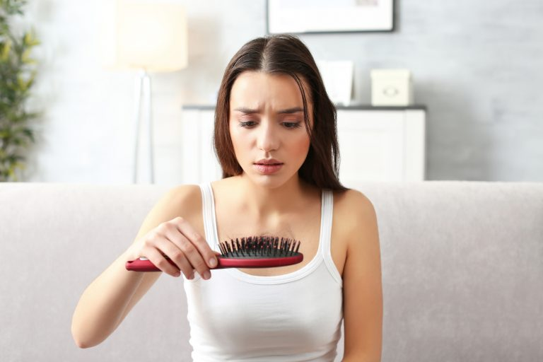 Common Triggers for Women's Hair Loss