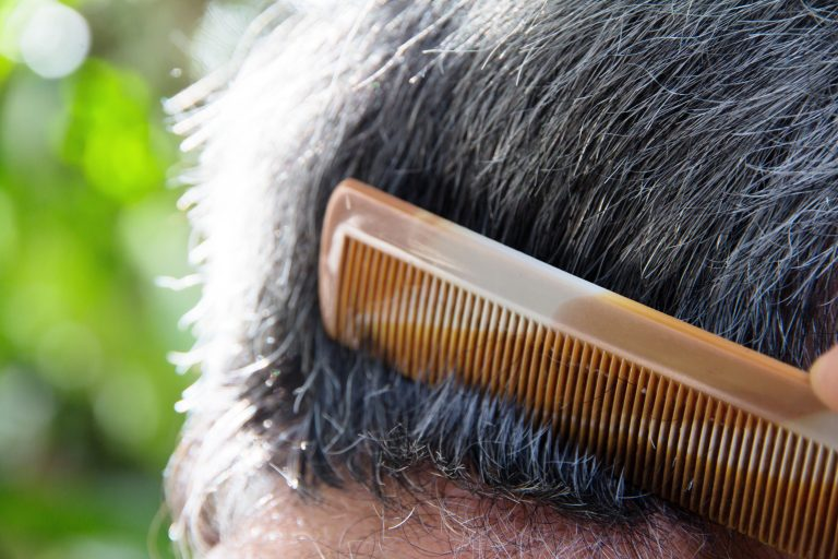 Ten Tips On How To Get Rid Of Gray Hair