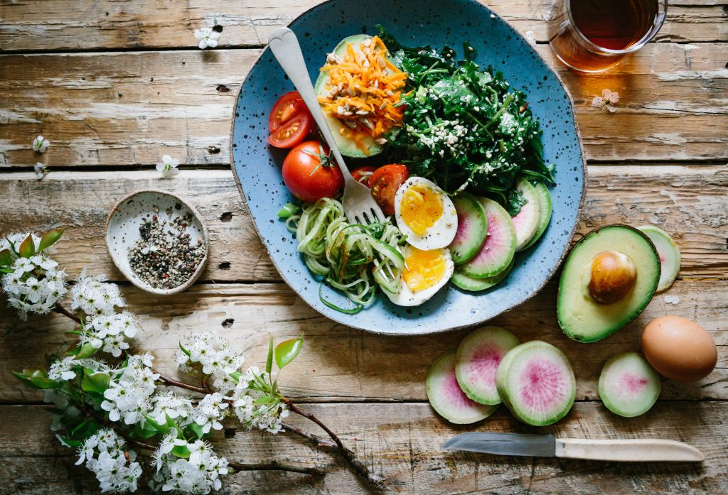 Unhealthy Diets Can Result in Sudden Hair Loss