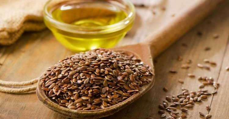 flaxseed oil for hair loss