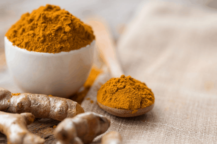 turmeric for hair
