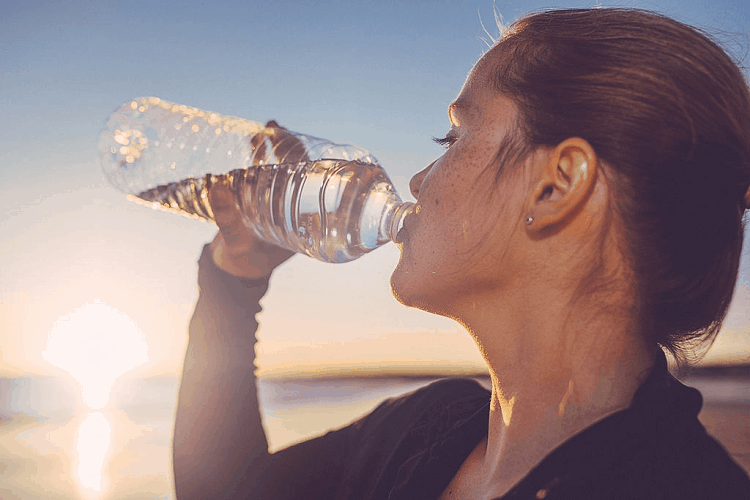 water for hair hydration
