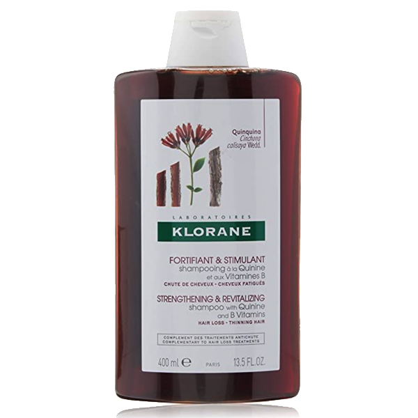 KLORANE Shampoo with Quinine and B Vitamins - GD Details
